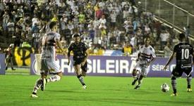 Title Original: Botafogo -PB vence xará paulista e joga por um empate. Twitter @BotafogoPB