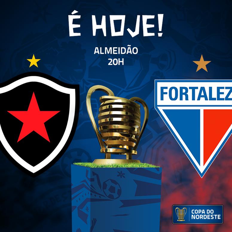Final Da Copa Do Nordeste Provaveis Escalacoes De Botafogo Pb E Fortaleza Besoccer