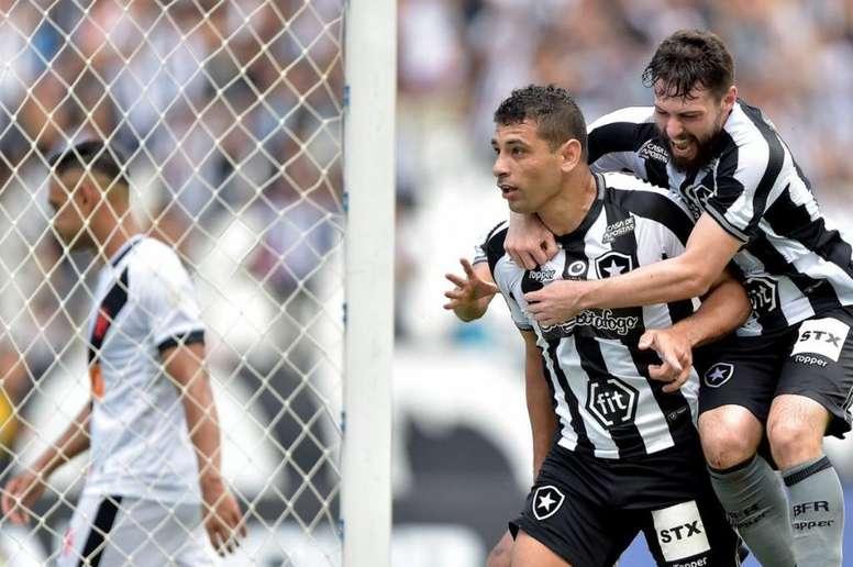 Ceará respira y Botafogo hunde a CSA. Twitter/Botafogo