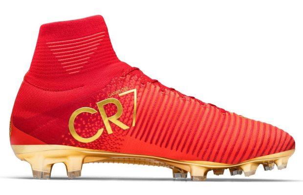 f849391527 Pin Nike revelou as chuteiras que Cristiano irá utilizar na Taça das  Confederações. Nike
