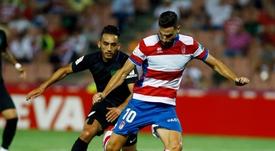 Antonio Puertas ya había marcado en cuatro categorías con el Almería. BeSoccer