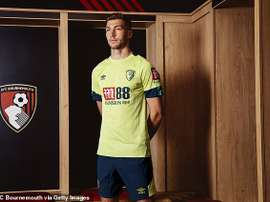 Bournemouth have signed defender Jack Stacey for £4 million. AFCBournemouth