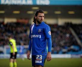 West Brom will not make any further bids for Blackburn's Bradley Dack. GILLINGHAMFC