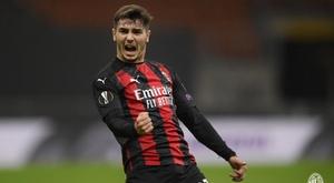Le Real pourrait vendre définitivement Brahim Diaz au Milan. Twitter/MilanAC