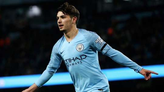 Diaz is being monitored by many major European clubs. TWITTER/BRAHIM