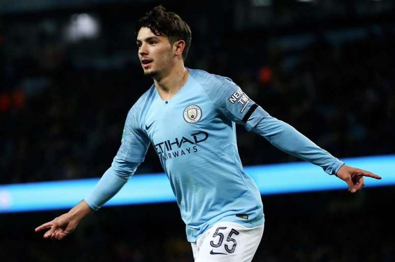 Brahim Diaz was the difference on the night. EFE