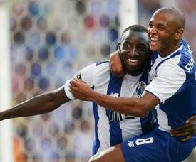 O FC Porto bateu o Feirense por 2-1. Twitter