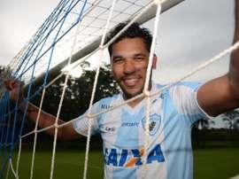 Brandao espera hacerse un hueco en Londriana. Londrina