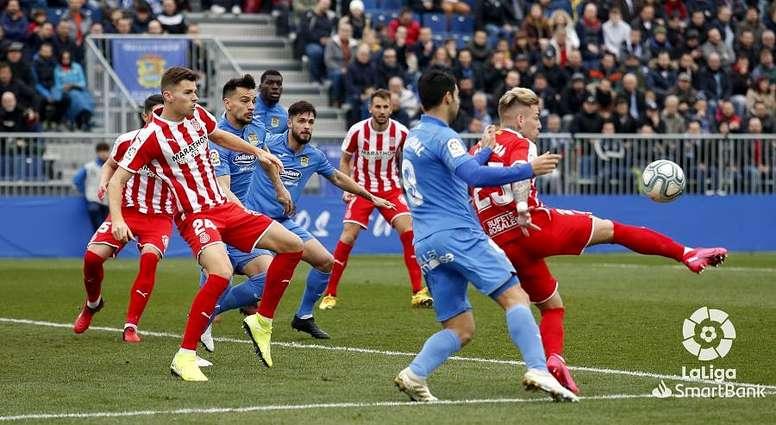 El Fuenlabrada sigue confiando en poder jugar ante el Deportivo. LaLiga