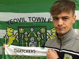 Goodship reforzará la delantera del Yeovil Town. YeovilTown