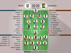 Londres contra Uruguay. EFE