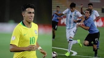 Brasil y Uruguay vencieron en el Sudamericano Sub 17. Twitter/Sub17Peru2019