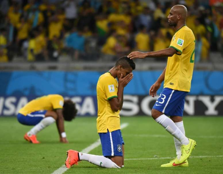 Una derrota muy difícil de olvidar. AFP