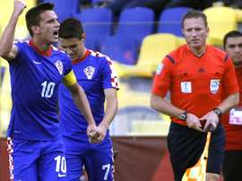 El croata regresa después de estar cedido en el Stuttgart. AFP