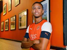 Brendan Galloway. Twitter/LutonTown