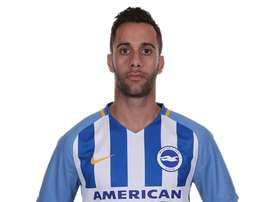 Baldock played a key role in Brighton's promotion. Twitter/Brighton