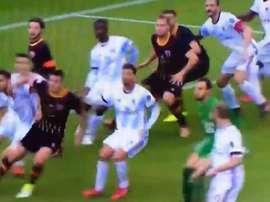 Milan were stunned. Twitter