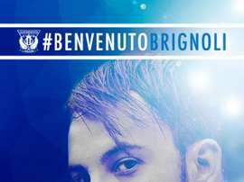 Brignoli, nuevo jugador del Leganés. CDLeganés