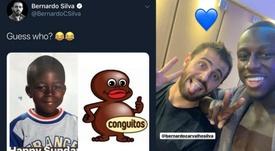 Português é multado após piada. Twitter/BernardoCSilva/Instagram/benmendy23