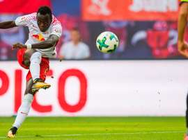 O jogador formado no Sporting CP chegou no último verão à Alemanha. Twitter