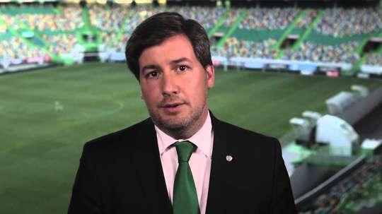 Bruno de Carvalho já reagiu aos mais recentes acontecimentos. YouTube
