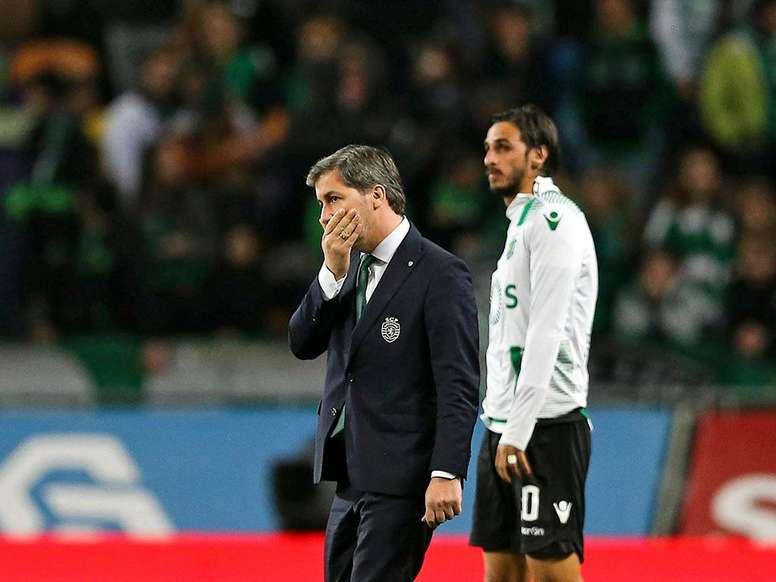 A SAD sportinguista está prestes a fazer novo negócio com o Sp. Braga. Twitter