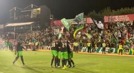 Bruno Fernandes devolvió al Sporting a la victoria desde el punto de penalti. Twitter/Sporting_CP