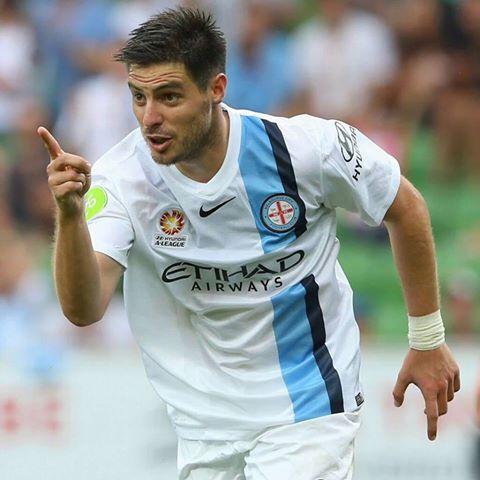 Bruno Fornaroli falló dos penaltis ante el Perth Glory. Twitter