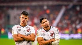 Atlético não desiste de Bruno Guimarães. EFE