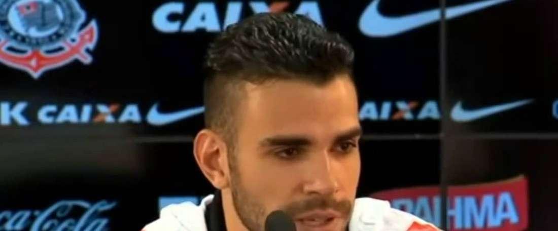 Bruno Henrique dejará el Corinthians por el Palermo. Youtube
