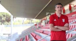 O Benfica renova com Bruno Lage até 2024. SLBenfica