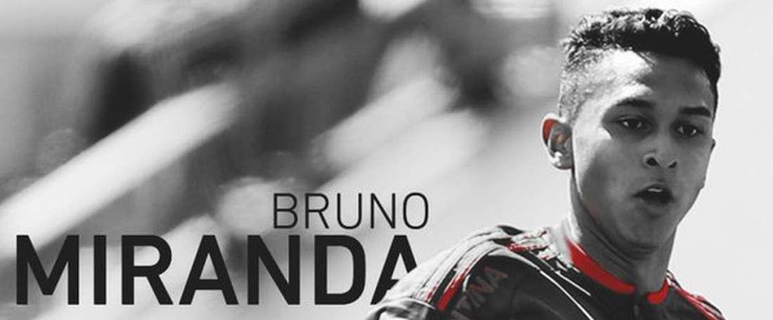 Así confirmó el DC United la llegada de Miranda. DCUnited
