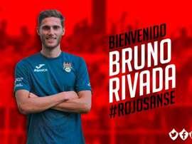 Rivada, uno de los fichajes. Twitter/UDSanse