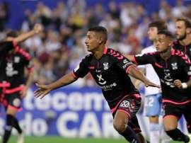 El Tenerife goleó con sus canteranos. LaLiga