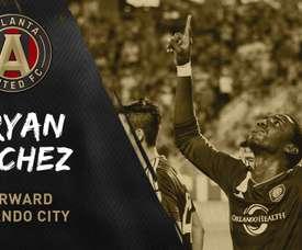 Bryan Rochez ya ha sido presentado como nuevo jugador del Atlanta United. ATLUTD