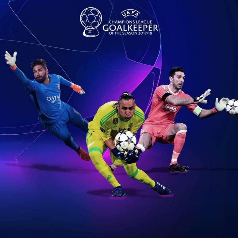 La UEFA premiará al mejor puesto por puesto. UEFA