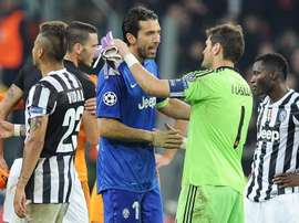 Buffon saiu em defesa de Casillas. EFE
