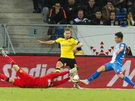 Schmelzer seguirá en el Borussia Dortmund cinco temporadas más. BDortmund