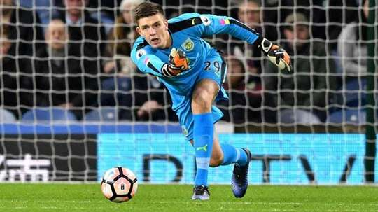 Nick Pope's shoulder injury looks to be serious. BurnleyFC