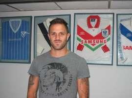 'Burrito' Martínez acuerda su regreso a Vélez Sarsfield. VélezSarsfield