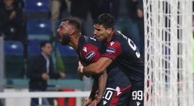 El Cagliari sumó un agónico punto en casa del Sassuolo. EFE/Archivo