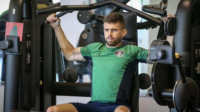 Lo que ganaría el Atleti con la venta de Caio Henrique a Gremio. FluminenseFC