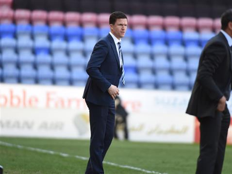 Gary Caldwell has been appointed as Partick Thistle's new manager. WiganLatics
