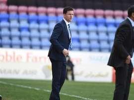 Caldwell podría tomar las riendas del Coventry. WiganLatics