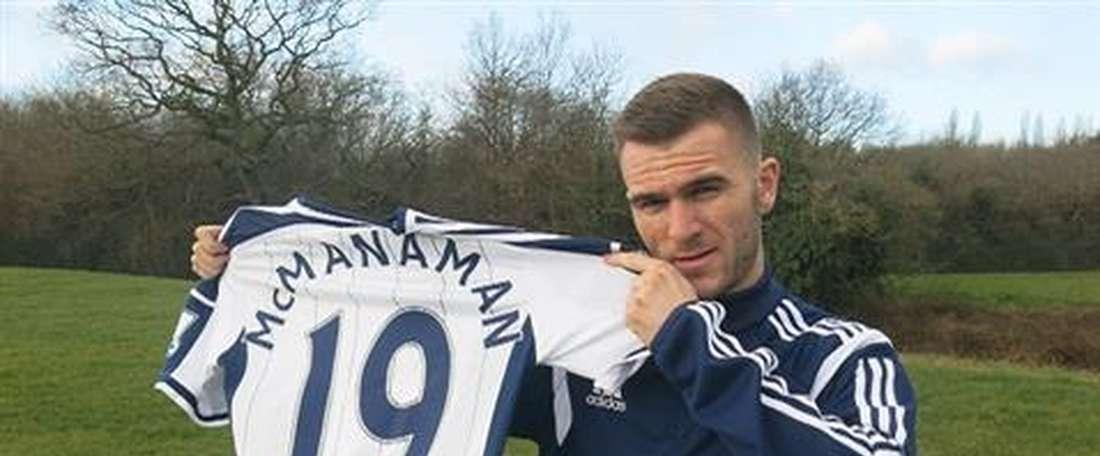 McManaman ha sido declarado transferible por el West Bromwich Albion. WBA