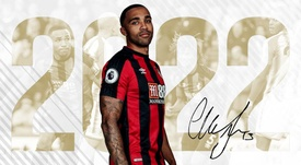 Wilosn has committed his future to the 'Cherries'. Twitter/AFCBournemouth