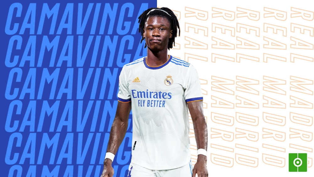 Camavinga signe au Real Madrid ! BeSoccer/TST
