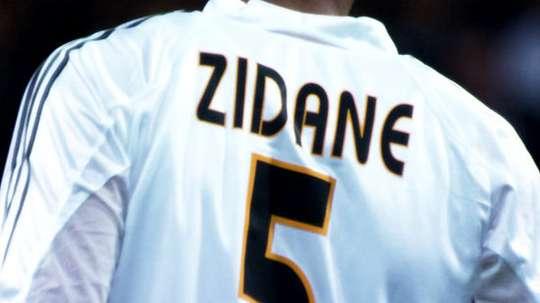 Zidane la regalò a Riquelme. RealMadridCF