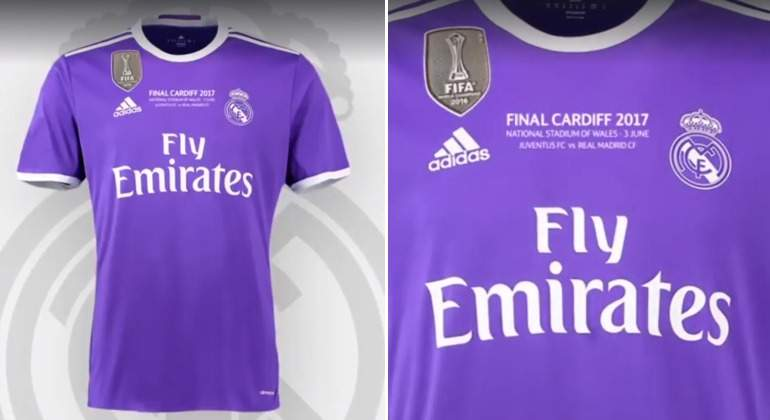 Maillot Domicile Real Madrid Valverde