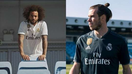 El Madrid vende más camisetas que el Barça. Twitter/RealMadrid